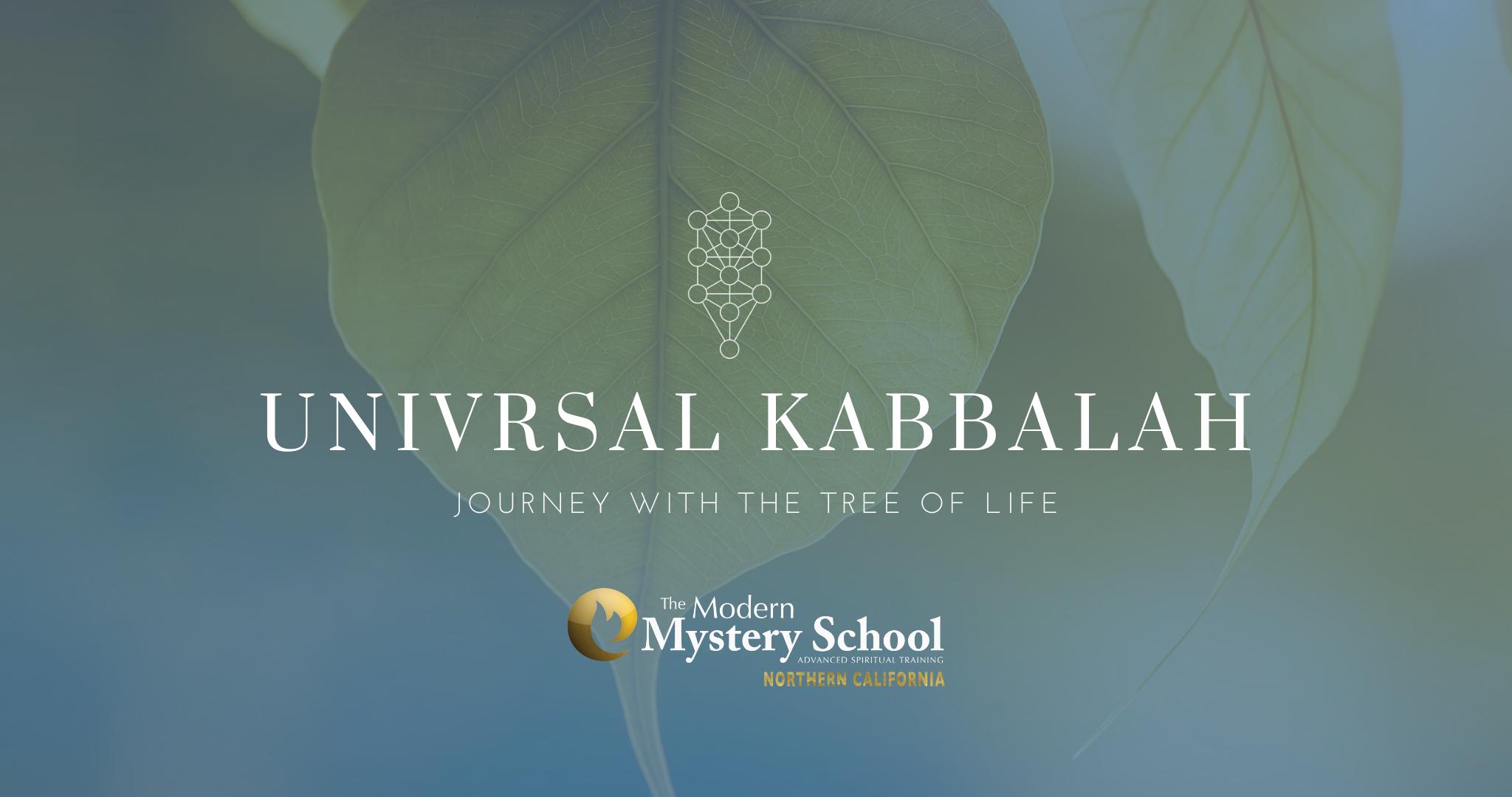 Universal Kabbalah Modern Mystery School
